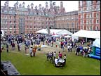Royal Holloway Garden Party
