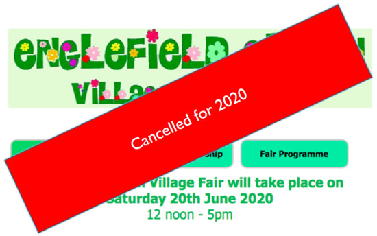 2020 Village Fair Logo